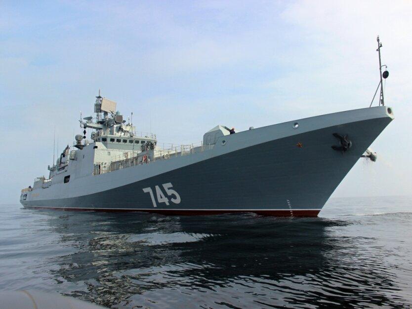 фрегат РФ Адмирал Григорович