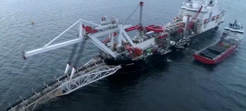 """Газопровод """"Северный поток-2"""", США, санкции"""