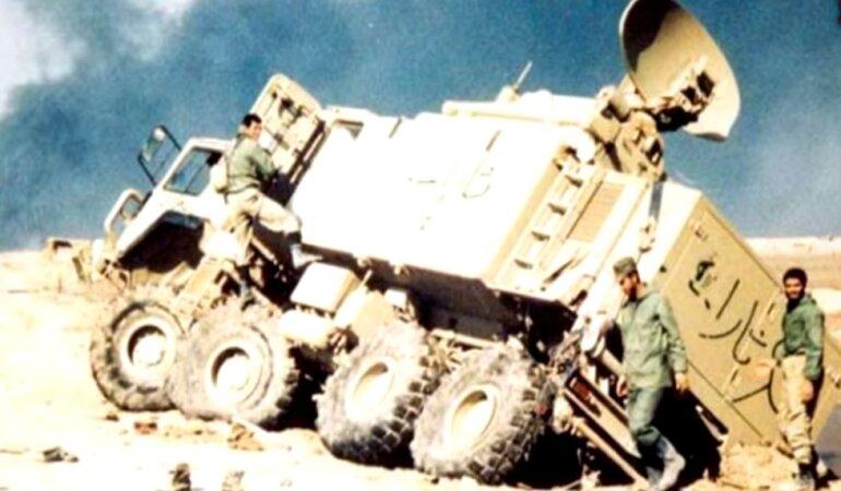 Зенитный ракетно-пушечный комплекс Панцирь
