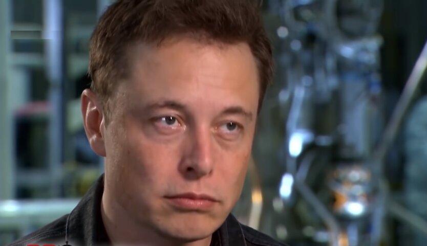 Гендиректор компании SpaceX Илон Маск
