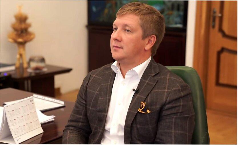 Андрей Коболев, Нафтогаз, Увольнение Коболева из Нафтогаза