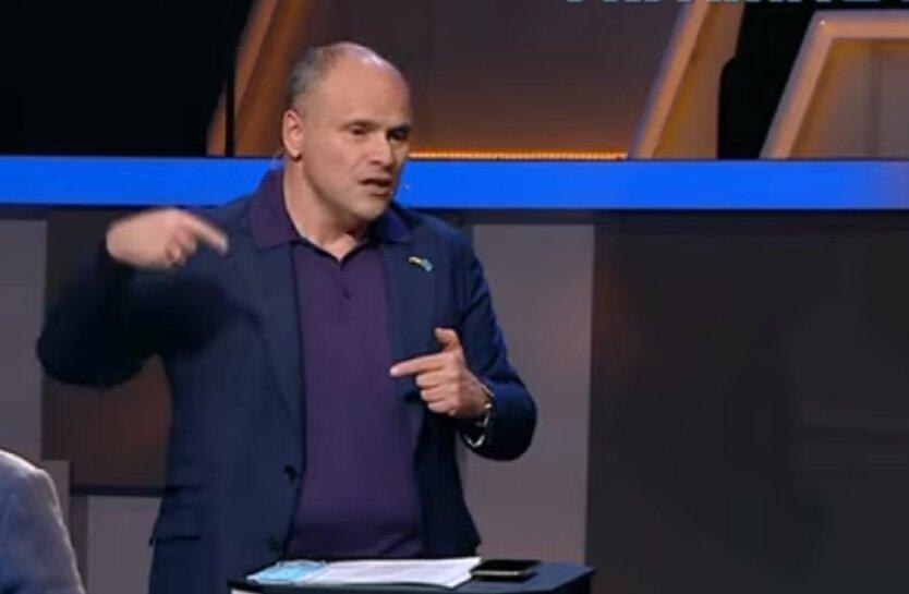 Глава комитета Рады по здравоохранению Михаил Радуцкий