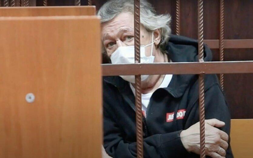 Михаил Ефремов, сердечный приступ у Ефремова