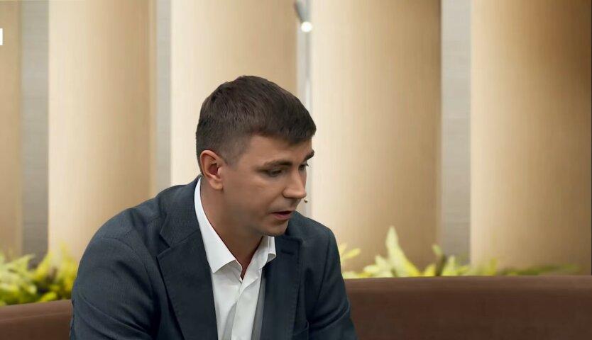 Антон Поляков, тксисит, который вез нардепа, смена показаний