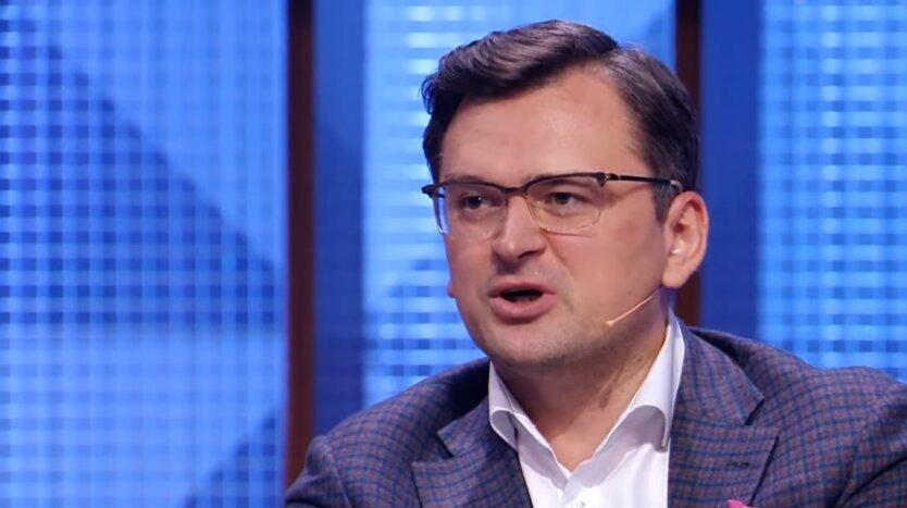 Дмитрий Кулеба, Будапештский меморандум, вопрос от Зеленского