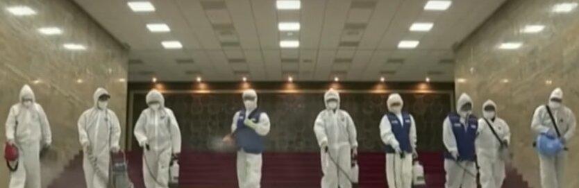 МИД обратился к украинцам из-за эпидемии коронавируса