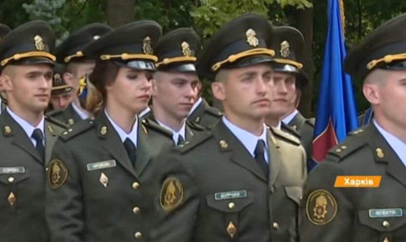 ВСУ, офицеры, Руслан Хомчак