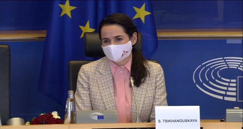 Светлана Тихановская, Александр Лукашенко, Оппозиция в Беларуси