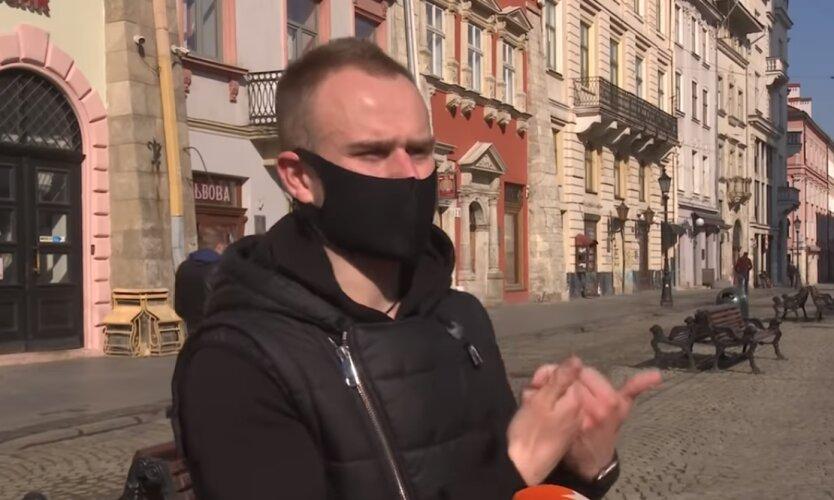 Украинцы на карантине