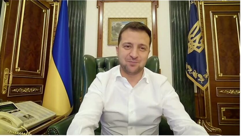 Владимир Зеленский, Карантин выходного дня, Компенсация за карантин
