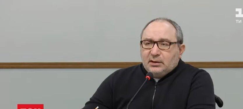 Геннадий Кернес, ухудшение состояния, Павел Фукс