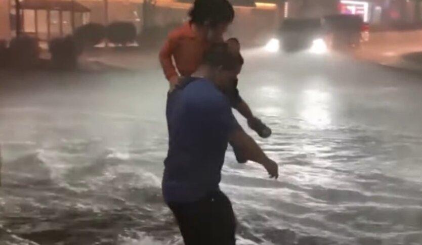 Наводнение, ураган Ида, Нью-Йорк