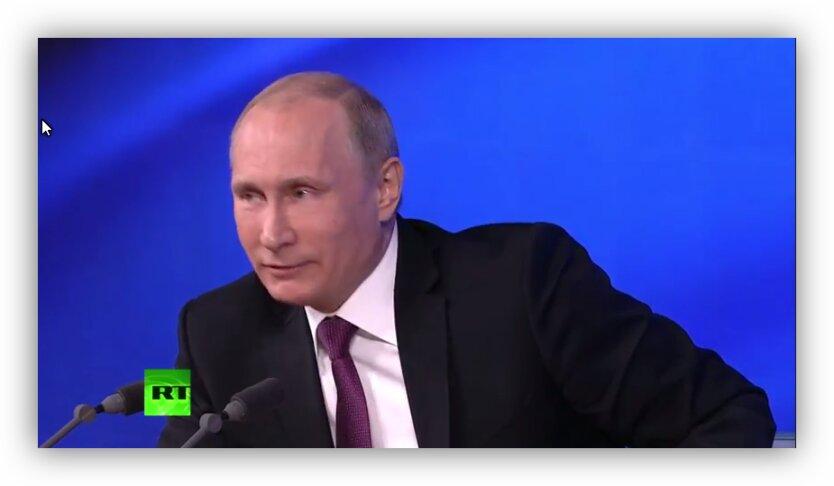 Владимир Путин16