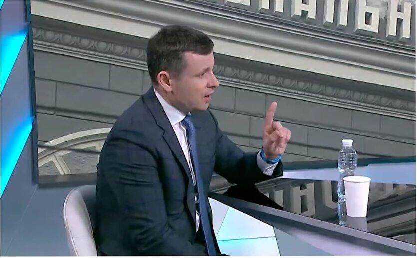 Сергей Марченко, Переговоры Украины с МВФ, Экономика Украины