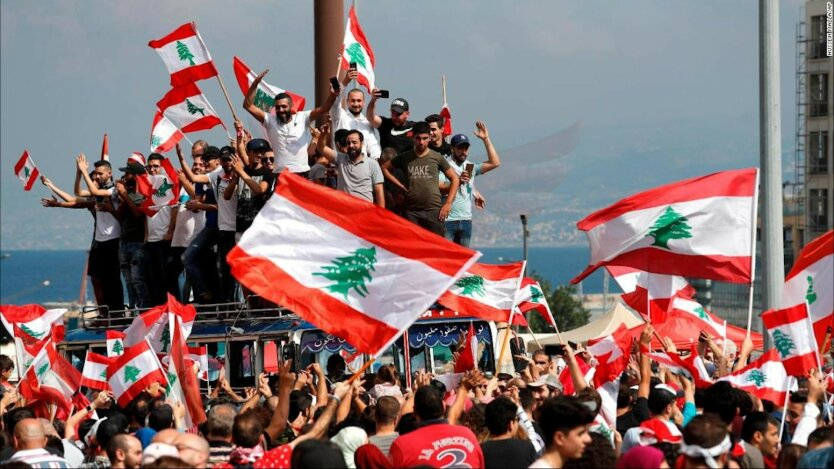 Навстречу шторму: Ливан в зеркале мирового кризиса