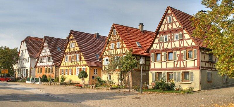 Немецкая деревня