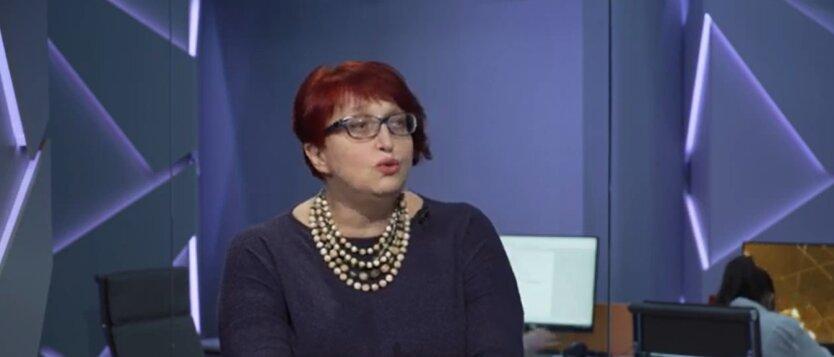Галина Третьякова, пенсионная реформа, Украина