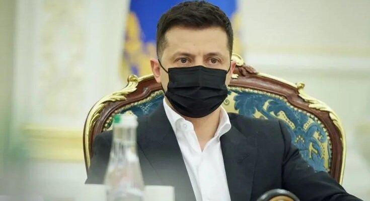 Генеральний секретар Володимир Олександрович Зеленський