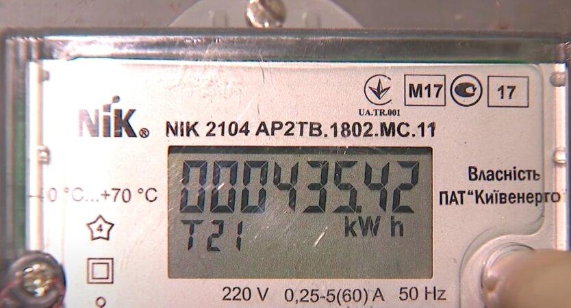 Электроэнергия, тарифы