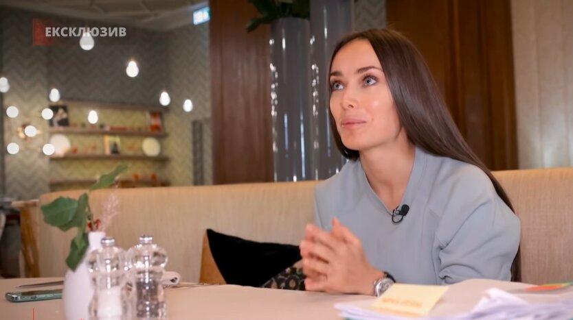 Ксения Мишина, школьные годы, День знаний в Украине