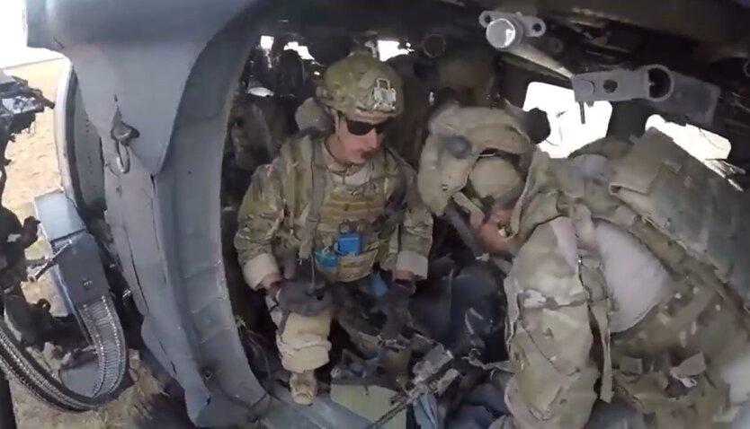 Американские военные, талибы, Россия
