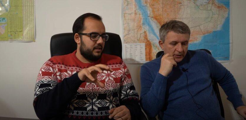 Илия Куса, Юрий Романенко, Украина, Нагорный Карабах