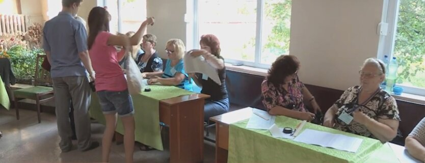 Местные выборы, Донбасс, оккупированные территории