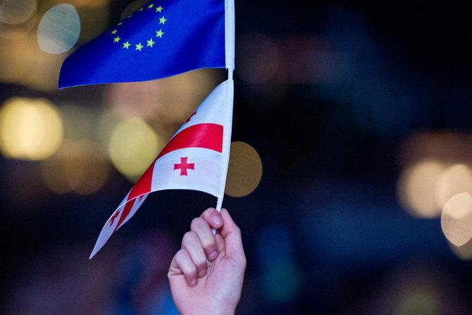 Грузия ЕС