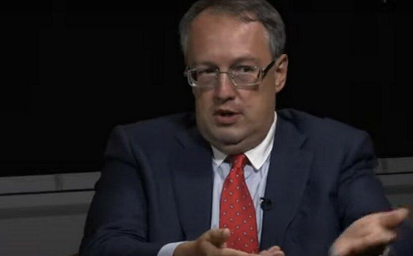 Геращенко назвал причину смертельной аварии в центре Киева