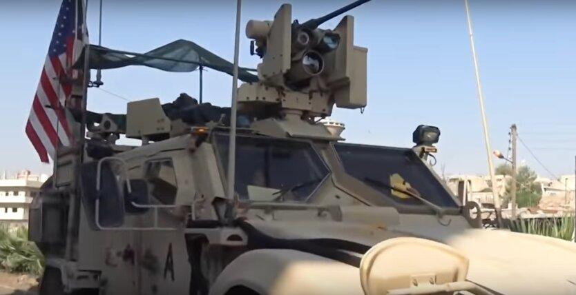 армия США, армия США в Сирии