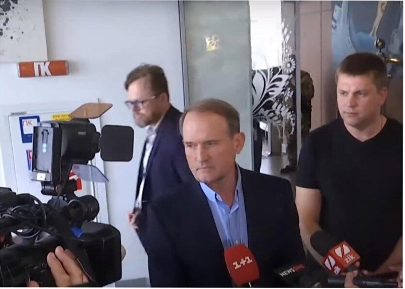 Виктор Медведчук, Петр Порошенко, Слив пленок Медведчука, Николай Токарев
