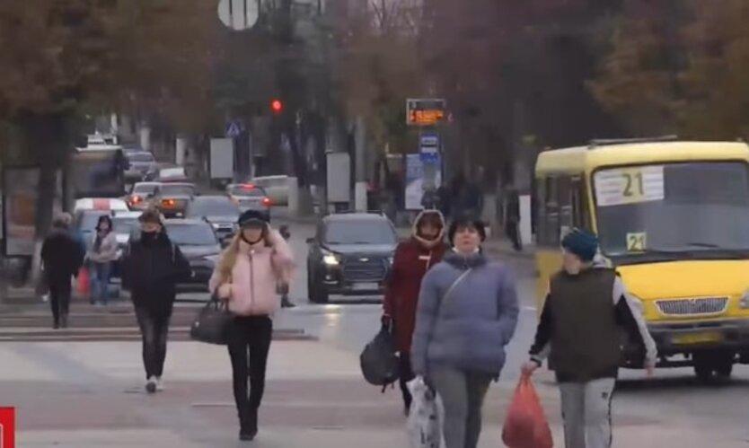 Безработица в Украине