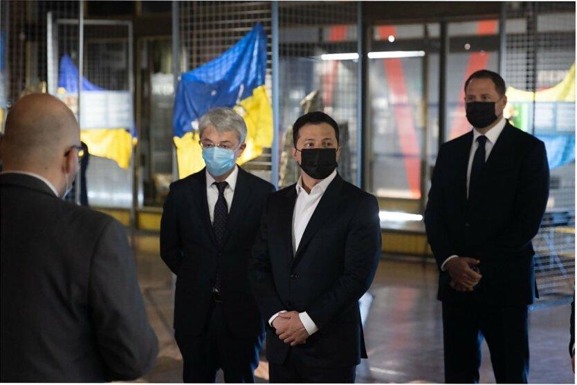 Владимир Зеленский, День памяти жертв политических репрессий