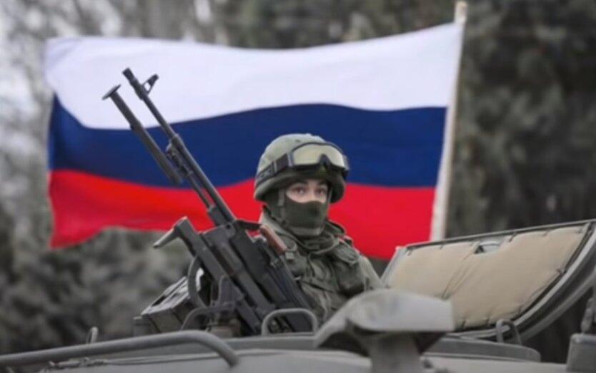 Российские войска в Крыму и на Донбассе