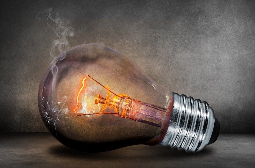 лампочка электроэнергия свет