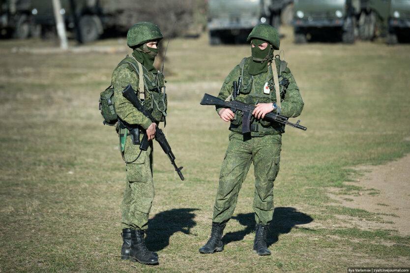Ситуация в Крыму: фоторепортаж Ильи Варламова