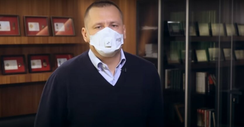 Борис Филатов,Скриншот из Facebook Бориса Филатова,мэр Днепра,Игорь Коломойский