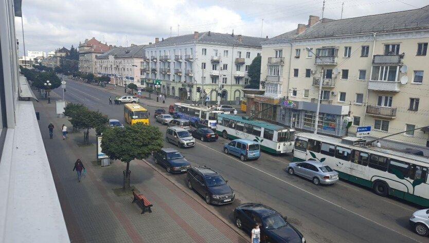 Стрельба в Луцке, заминирование, автобус с заложниками