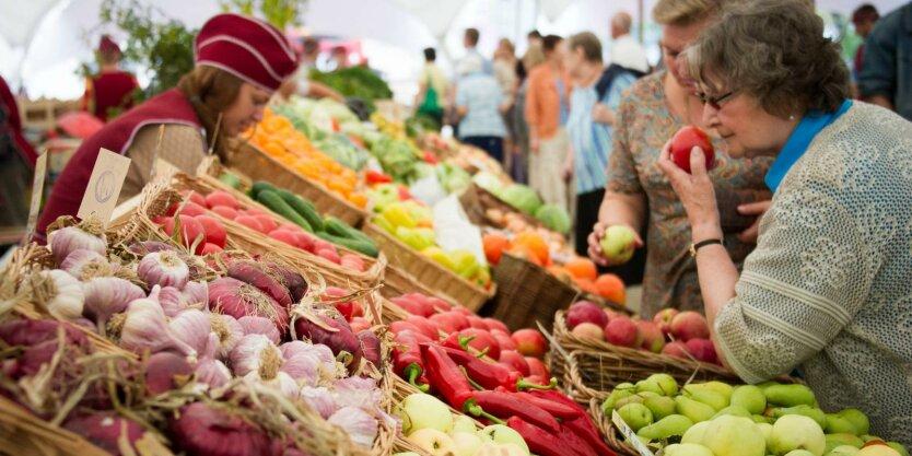 В Украине изменились цены на продукты