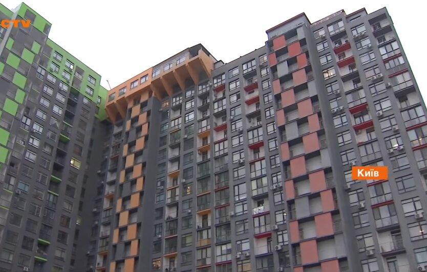 Квартиры в Киеве, недвижимость, цены на жилье в новостройках