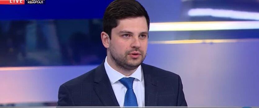 Александр Качура, КСУ, Слуги народа
