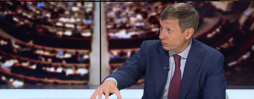 народный депутат, Сергей Шахов