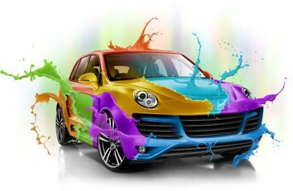 аватомобильные цвета