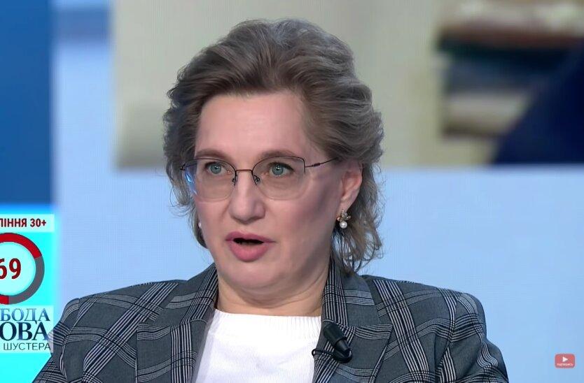 Ольга Голубовская, коронавирус, последствия заболевания