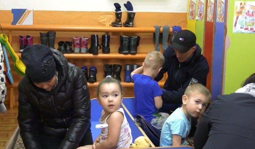 детсады и школы, выход из карантина, Украина