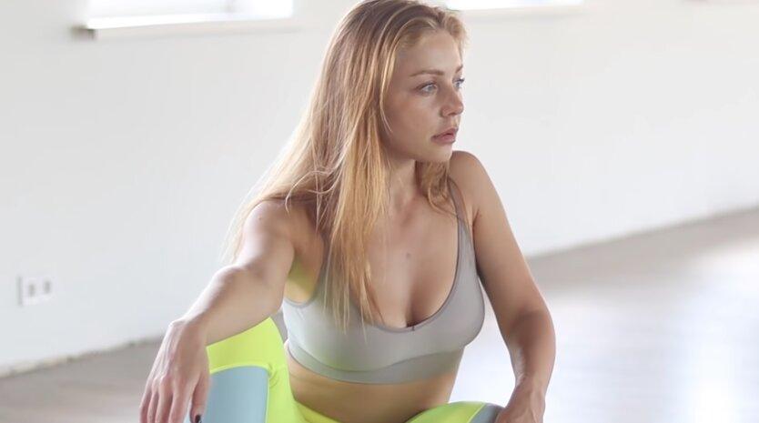 Кароль без макияжа ушла в отрыв: видео