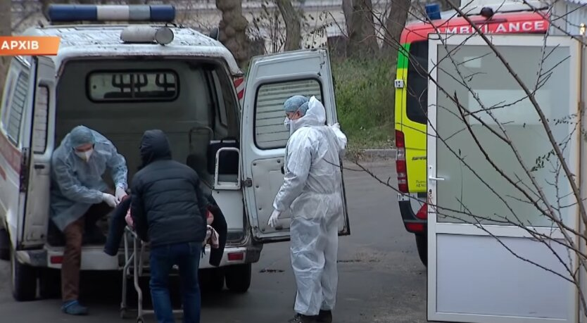 COVID-19, пандемия, Украина