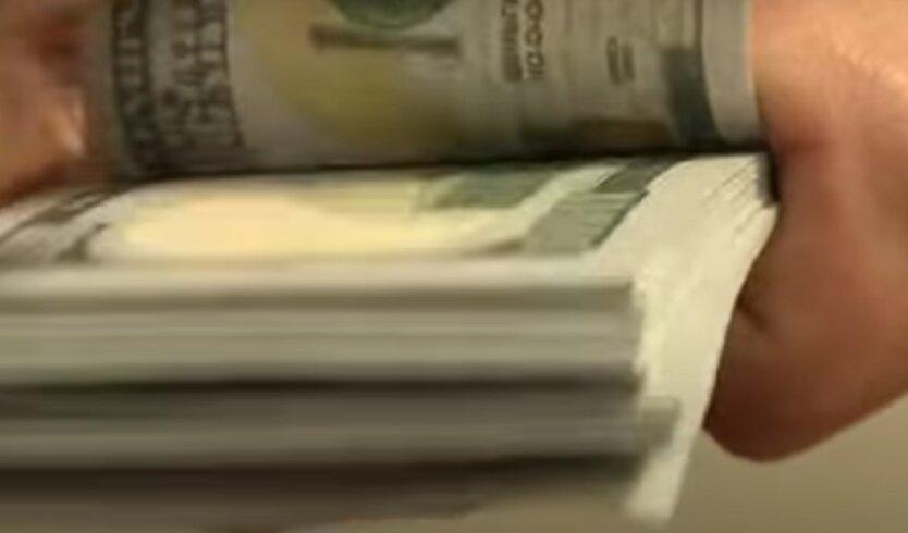 Курс валют Украина,обмен валют в Украине,гривна выросла,доллар подешевел,евро к гривне