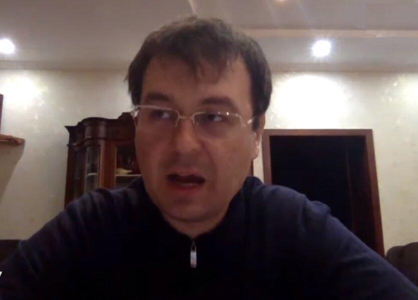 Глава комитета Верховной Рады по вопросам финансов, налоговой и таможенной политики Данил Гетманцев