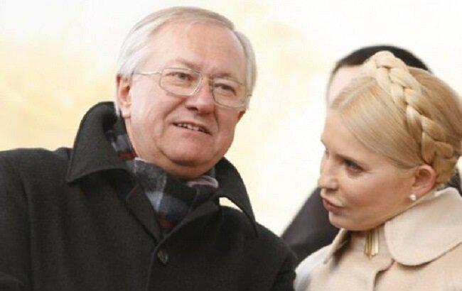 Борис Тарасюк, Юлия Тимошенко